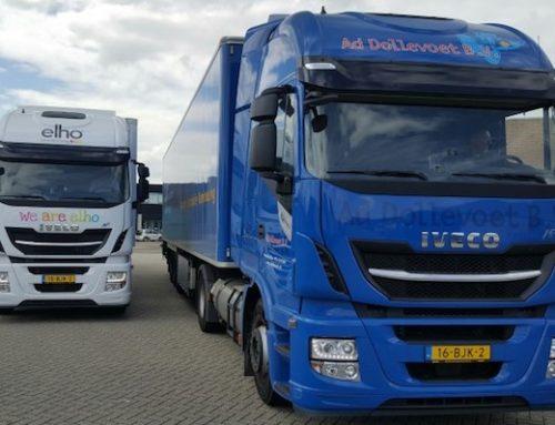Dollevoet zet weer stap richting groene vloot met nieuwe bedrijfswagens