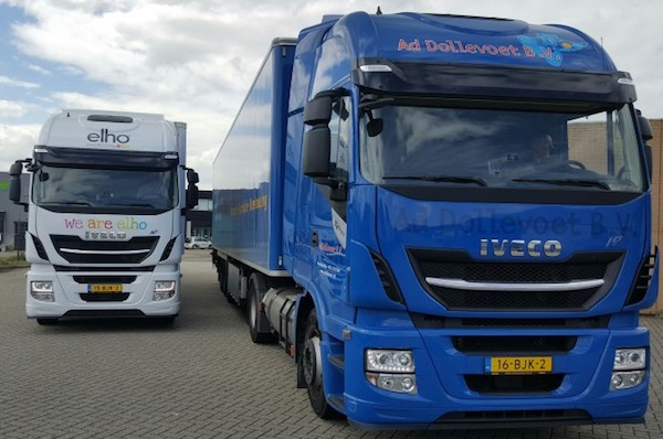 Ad Dollevoet - Iveco trucks