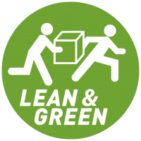 Logo Logistics Lean&Green