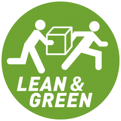 Ad Dollevoet | Logo Logistics Lean&Green