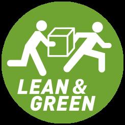 Ad Dollevoet | Logo Logistics Lean&Green