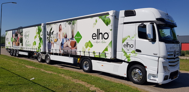 Dollevoet Elho Transport Distributie Warehousing