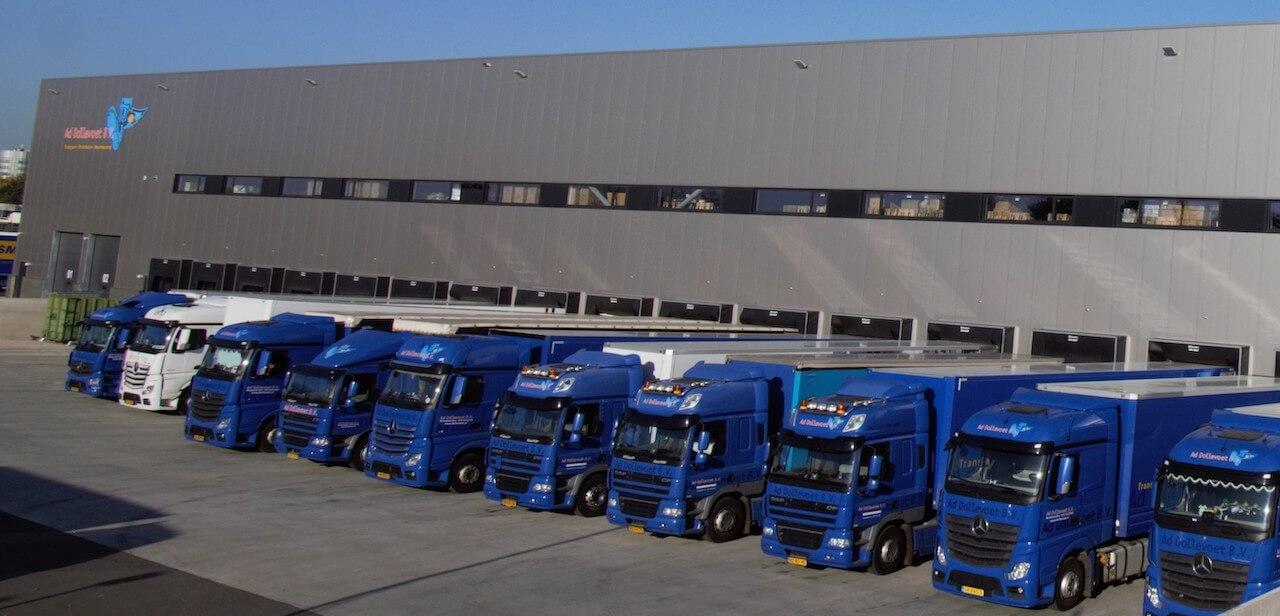 Dollevoet te Oss - Transport Distributie Warehousing - nieuws