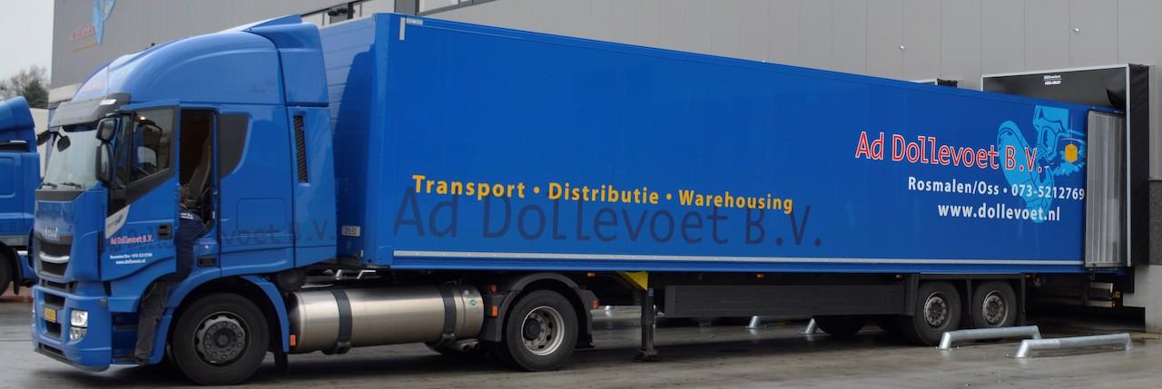 Dollevoet te Oss - Transport Warehousing