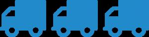 Icoon Dollevoet Truck Modern wagenpark