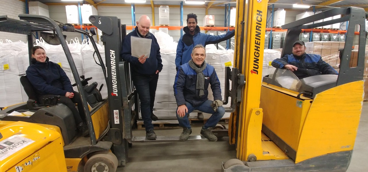 Team Dollevoet BV - Warehousing Oss