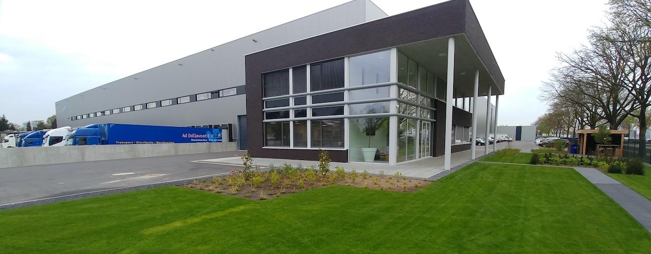 Dollevoet Transport Warehousing Dstributio Kantstraat Oss