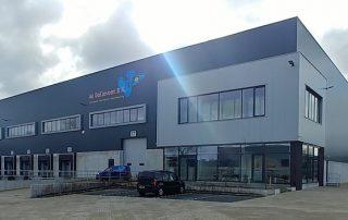 Dollevoet Transport-Warehousing - Exterieur locatie Tilburg - 2020-02