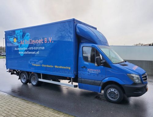 Versterking wagenpark Ad Dollevoet