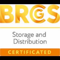 logo BRC gecertificeerd - Dollevoet Warehouse 2021