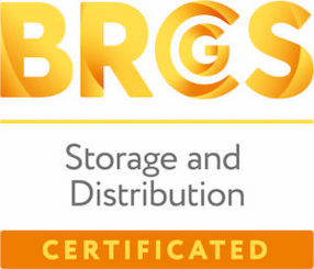 logo BRC gecertificeerd | Dollevoet Warehouse