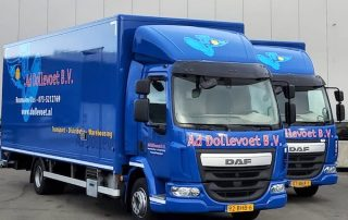 Dollevoet Oss-Transport-vacature bakwagenchauffeur