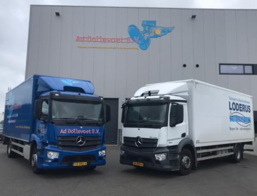 Loderus Transport overgenomen door Ad Dollevoet B.V.